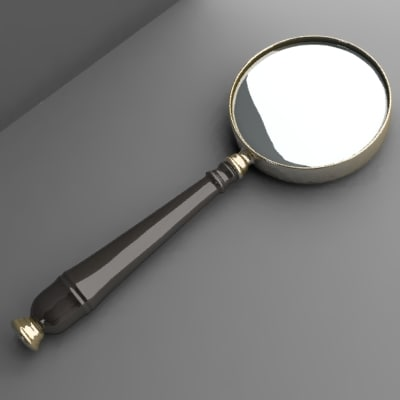 magnify loupe 3ds