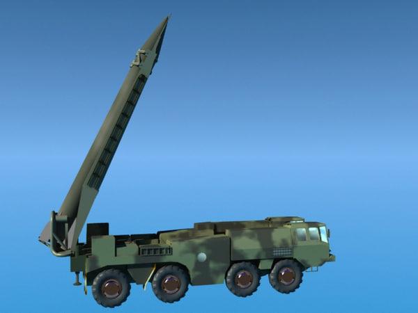 3d lwo scud launcher