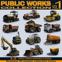 Public Works Collection Vol.1