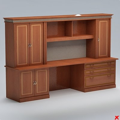 3d cabinet furniture