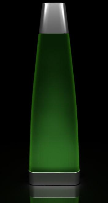 free c4d model bottle perfume
