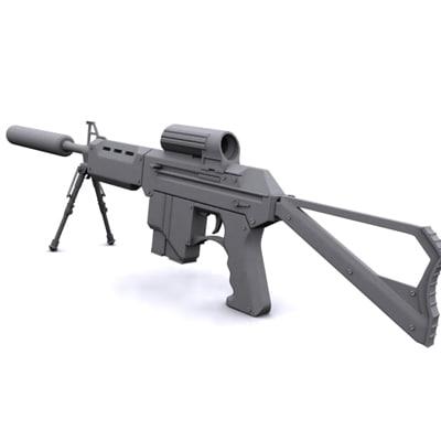 modern rifle assault 3d 3ds