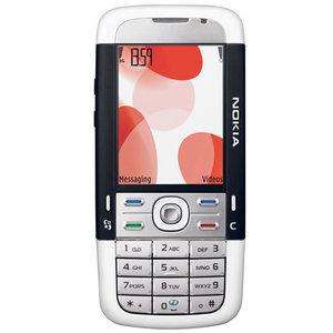 nokia 5700 3d model