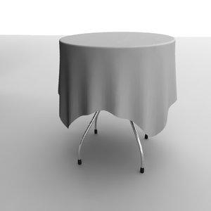 table tableclothes 3d obj