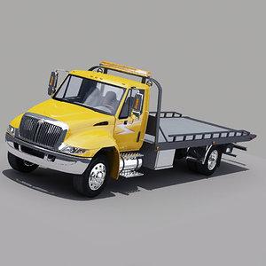 maya tow truck