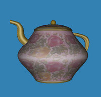 teapot tea 3ds free
