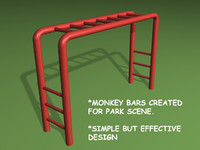 monkeybars playground equipment lwo