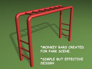 monkeybars playground equipment lwo
