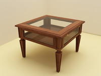 free dellarovere duca table 3d model