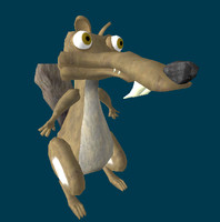 scrat iceage 3ds