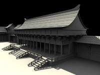 ancient japanese temple max