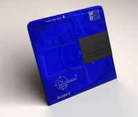 minidisc sony color lwo