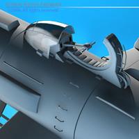 sci-fi bike 3d 3ds