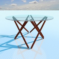 camelo table 3d model
