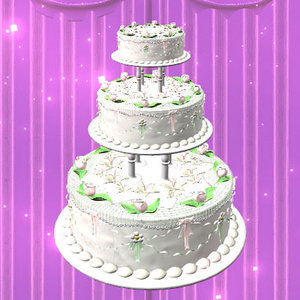 cake wedding ma