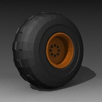 maya wheel tyre