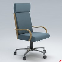 Chair office090.ZIP