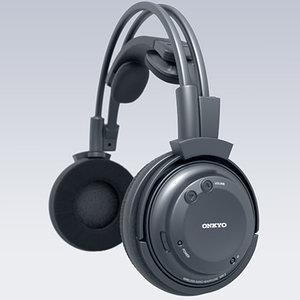 3d onkyo mhp-a1 wireless headphones model