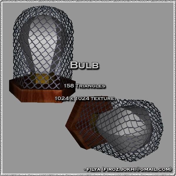 3d bulb urban pack