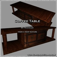 Coffee Table ( Urban model )