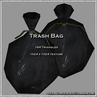 Trash bag ( Urban model )