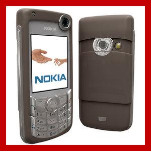 3d nokia - 6682 mobile