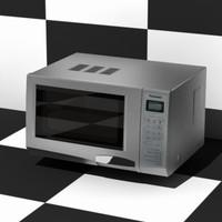 3dsmax kitchen microwave oven panasonic