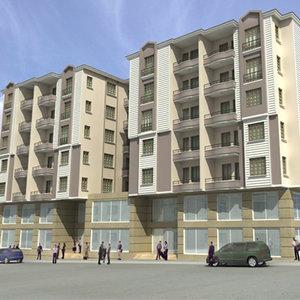 3d model apartment apartmant