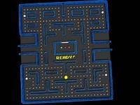 3D PacMan Arcade Board