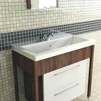 3ds max bathroom furniture