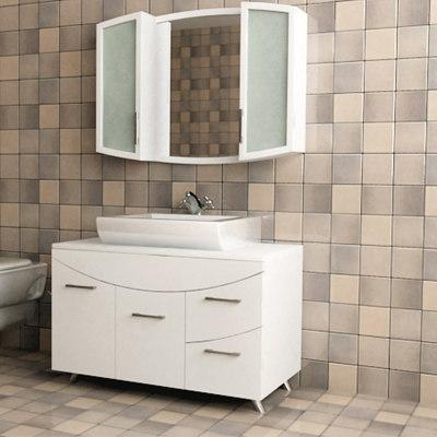 3d bathroom furniture model