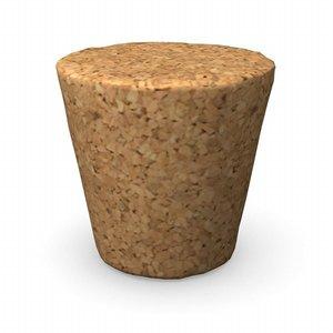 3d model cork
