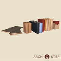 Books.c4d