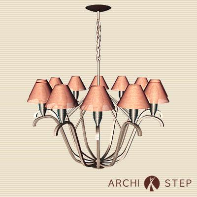3dsmax lamp lighting