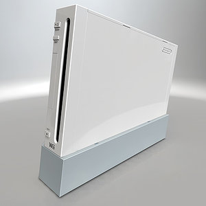 3dsmax wii console
