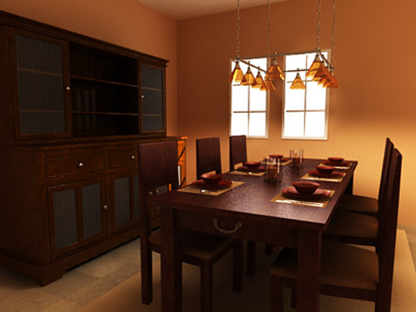 Dining Room Set 1.0