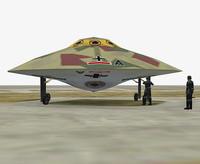 VRIL 1 UFO (Vril1-Fighter)