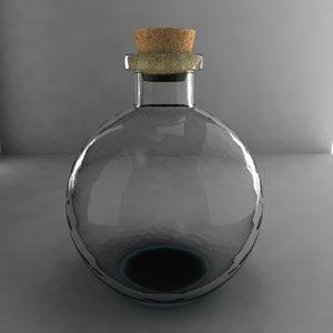 3d 3ds bottle