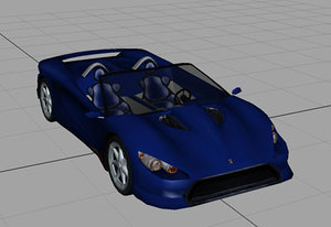 maya sports car oz