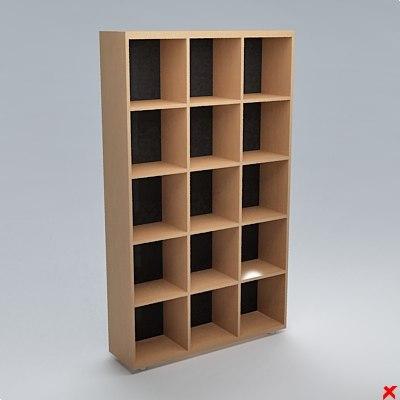 shelves 3ds free