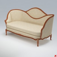 Sofa old fashioned018.ZIP