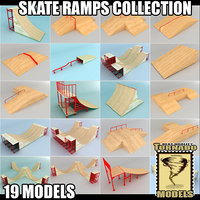 Skate ramps Collection