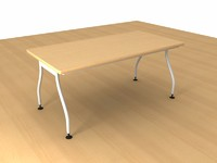 3d model table logico