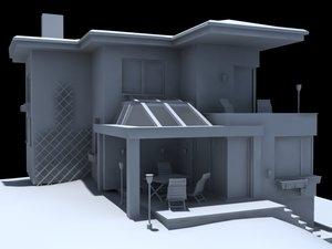 3ds house shore