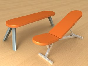benchpress bench incline max