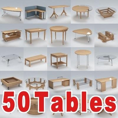 max 50 tables