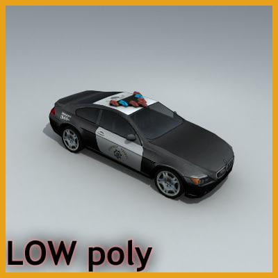 3d car sedan vehicle model