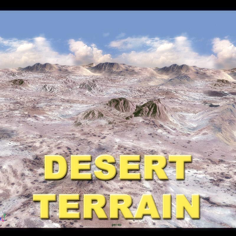 multi terrain desert lwo