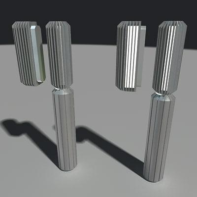 matrix lamps designer jacob 3d max