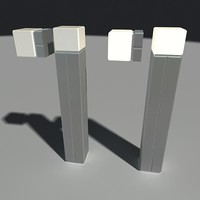 maya cube lamps designer jacob